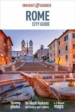 INSIGHT GUIDES: ROMA City Guide (INSIGHT City Guides), APA pubblicazioni limitata,