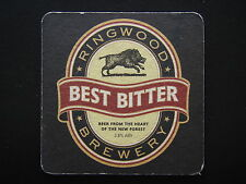 RINGWOOD BREWERY BEST BITTER COASTER