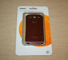 Samsung Galaxy GS3 SIII Burgundy Battery Cover Genuine OEM AT&T New in Package