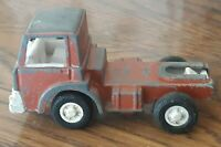 1970 TootsieToy Truck Cab Semi Red Made in Chicago USA
