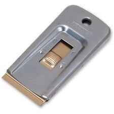 Personna PSA660445 Deluxe Metal Retractable Window Scraper 5 Blades Carded