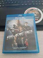 G.I. Joe 2 : Conspiration - Blu-Ray 3d + Blu-Ray Jon M. Chu Avec  bruce willis