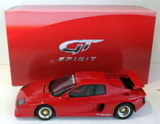 GT Spirit 1/18 Scale Resin - GT124 Koenig Ferrari Testarossa Bi Turbo Red