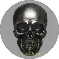 2016 Palau 5$ 1 Oz Silver Skull