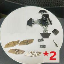 Mega Bloks halo MOC Parts Pieces weapons Building Blocks Bricks DIY TOY 2 PACKS