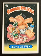 Garbage Pail Kids Mini Cards 2013 Base Card 118a MATT Hatter