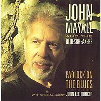 Padlock On The Blues [CD] Mayall John (1332