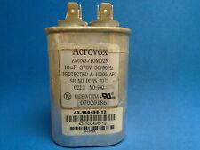 "Aerovox Capacitor; 43-100496-12; ""USED"""
