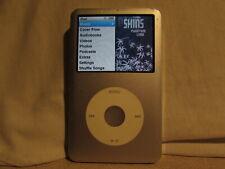 Apple iPod Classic 6th Gen 160Gb - Silver - Mb145Ll