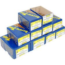 NEW Screw-Tite Pozi Screw Trade Pack UK SELLER, FREEPOST