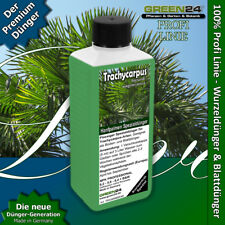 Trachycarpus Dünger NPK für Hanfpalmen Tessinerpalmen fortunei wagnerianus 250ml