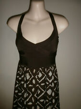 BEBE New Maxi Silk blend Dress Sz Small