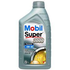 2 x Mobil Super 3000 Formula C1 5W-30 Sintetico 1L Olio Motore Lubrificante