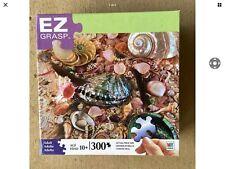 Ez Grasp 300 piece Sea Shell Jigsaw Puzzle Larger pieces