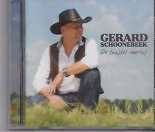Gerard Schoonebeek-De Twijfel Voorbij cd album