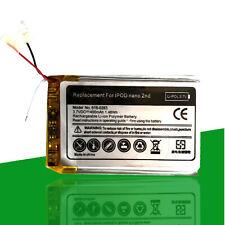 Akku 400 mAh für iPod Nano 2G 2. Generation A1199 APN 616-0283 616-0270 Batterie