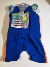 Boy's Flotation Suit Life Vest Jacket (Medium 20-33 lbs.) By Swimschool