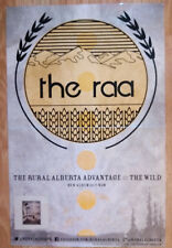 Music Poster Promo The RAD The Rural Alberta Advantage - The Wild