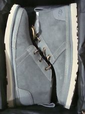 MEN'S UGG NEUMEL UNLINED LEATHER 1020369 BOOTS CHARCOAL SIZE 8~12
