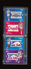 KOBE BRYANT SHAQUILLE O'NEAL GRANT HILL CLYDE DREXLER 2016 NBA LOGO PATCH #D 1/1