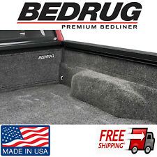 BedRug Bed Mat Liner 2015-2019 Chevy Colorado / GMC Canyon 6FT Bed BRB15SBK