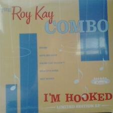 """THE ROY KAY COMBO I'm Hooked 10"""" . western swing warren smith rockabilly"""