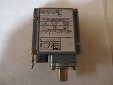 "Square D Pressure Switch Interruptor Class 9012 Type GDW-22 Series C ""New"""