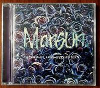 Mansun Attack Of The Grey Lantern CD