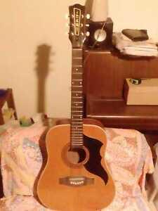 "Acoustic Guitar EKO Ranger 6 First Model Years 70 """