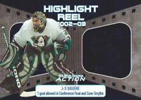 2003-04 ITG Action Highlight Reel Hockey Cards Pick From List