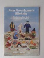Jean Greenhowe's Knitting Pattern - Jiffyknits (loads of things to make)