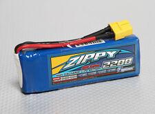2200mah 2s LIPO Zippy flightmax 20-30c 7.4v 2 cell battery XT60 uk post