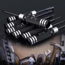 1 Set 7pcs Hex Screw Driver Repair Tool Kit For FPV Quadcopters Drones Black DN