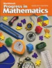 Progress in Mathematics McDonnell, Rose A., Le Tourneau, Catherine D., Burrows,