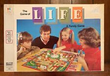 The Game of Life Board Game Milton Bradley 1977 COMPLETE (read description)