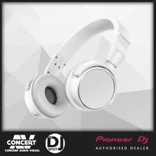Pioneer HDJS7W Professional On-Ear DJ Headphones (White)