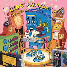Psalty - Kid's Praise! 7 CD 1988 Psalty Kids Co. ** NEW ** STILL SEALED **