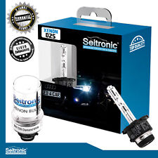 DUO-SET SEITRONIC D2S 6000K STANDARD EDITION Xenon Brenner Scheinwerfer Lampe 3-