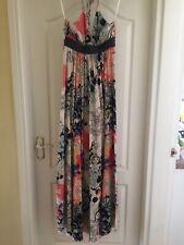 Firetrap ~ Ladies Summer Beach Holiday Maxi Dress ~ Size S (10-12)