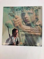 MINT - THE EMERALD FOREST LD LASERDISC - Based On A True Story Powers Boothe