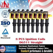 Ignition Coils For Ford 04-08 F150 5.4 5.4L V8 Coil 8 Pack DG511 on Spark Plugs