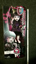 Monster High - Elissabat  -EXTRA TALL DOLL  - OVP - 43 cm gross (17 inch)