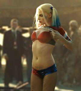 Harley Quinn Sexy Margot Robbie Suicide Squad Movie Silk Poster Print 24x36in