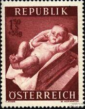 Oostenrijk 1003 gestempeld 1954 Gezondheid