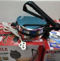 Smart Kitchen Wet Grinder 2 Ltrs Rice Batter Coconut Scraper Atta Kneader @New