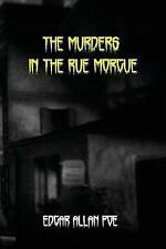 The Murders in the Rue Morgue by Poe, Edgar Allan 9781545070567 -Paperback