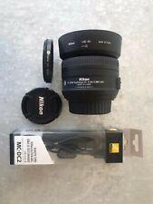 Nikon AF-S DX NIKKOR 35mm f/1.8G Obbietivo - Nero