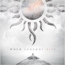 Godsmack - When Legends Rise (NEW CD)