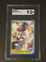 1990 Score #560 SGC 9.5 Ken Griffey Jr. Newly Graded PSA BGS