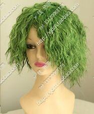 Batman Joker Green Black Short Cosplay Wig New Full Wig Hair